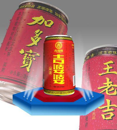王老吉商標案千絲萬縷 吉婆婆涼茶神秘登場