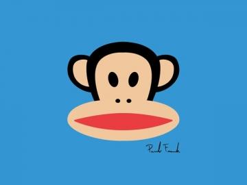 """说起长相呆萌的""""大嘴猴""""卡通图案想必大家都不陌生."""