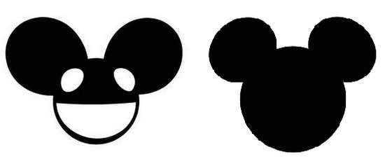 """deadmau5撞脸""""米奇"""" 迪士尼""""不高兴"""""""